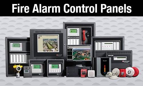 Hệ thống báo cháy Notifier Fire Alarm Control Panels