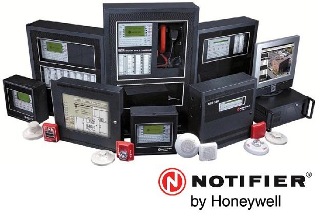 Trung tâm báo cháy Notifier Fire Alarm Control Panel