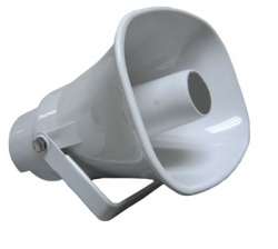 Empertech by Honeywell public address-voice alarm Plastic Horn Speaker