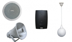 Honeywell Voice Alarm Speakers X-618 Voice Alarm System Speakers