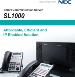 Tổng đài NEC SL1000 Smart Communication Server
